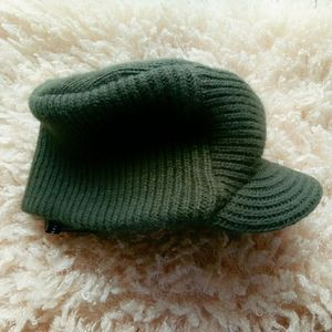 Banana Republic knitted wool/rabbit hat